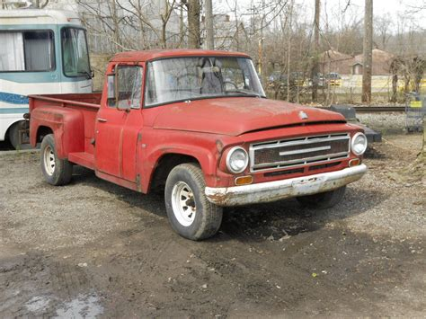 1967 Trucks For Sale by Complete Barnfind 1967 International Harvester Project