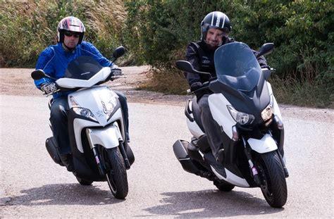 Yamaha Motorrad Verkaufszahlen by Mittelklasse Roller Testbericht