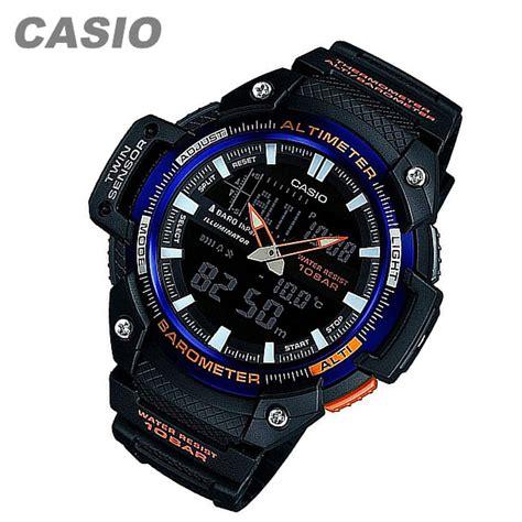 Casio Sgw 450h 2b 楽天市場 メール便送料無料 casio カシオ sgw 450h 2b sgw450h 2b スポーツ