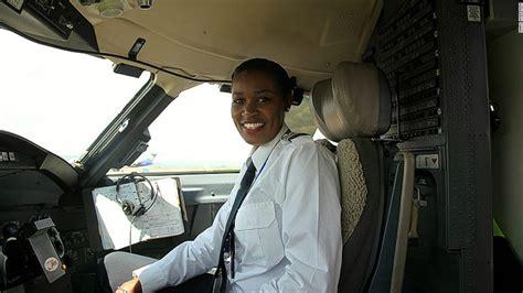 commercial woman pilot women in the captain s seat cnn com