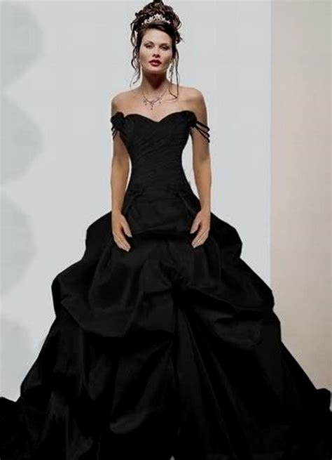 Wedding Dresses Black by Black Wedding Dresses Naf Dresses
