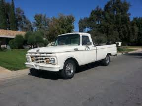 1964 Ford F250 1964 Ford F 250 Classic Vintage Truck No Reserve