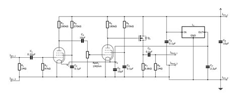 Vacuum Vaccum Amplifier How Does One Calculate The Input Impedance Of