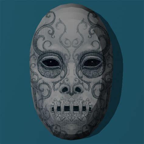 Papercraft Gas Mask - eater papercraft mask 231 jpg
