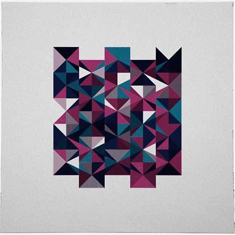 geometric pattern design exles gorgeous exles of geometric design