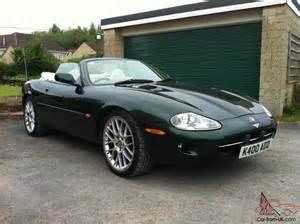 Jaguar Xk8 4 0 1997 Jaguar Xk8 4 0 Automatic Racing Green