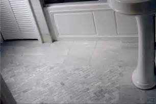 white for the shiny effect of bathroom tile floors home