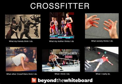 Funny Crossfit Memes - connecting myfitnesspal com