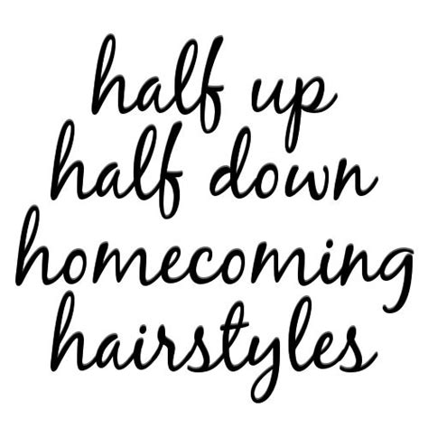 Homecoming Hairstyles Half Up Half by 28 Homecoming Half Up Half Hairstyles Wavy