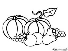 harvest coloring pages fall harvest coloring page