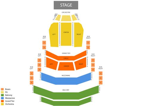 belk theater seating map the book of mormon at belk theatre blumenthal pac