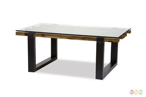 keystone rustic modern mahogany coffee table w stylish
