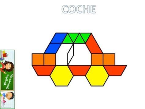 figuras geometricas hechas en cartulina aprendemos a dibujar un coche con figuras geom 233 tricas
