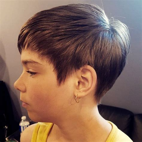 hairstyles for boys aged 7 50 short hairstyles and haircuts for girls of all ages