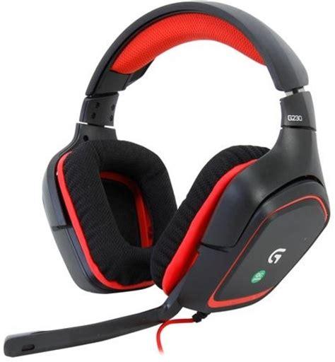 Headset G230 headset logitech g230 gaming headphones baltic data