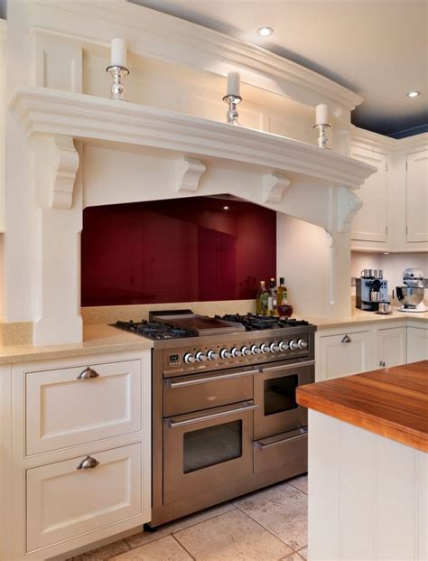 Kitchen Mantel Ideas Mantle And Range Cooker Kitchen Mantles Range Cooker And Ranges