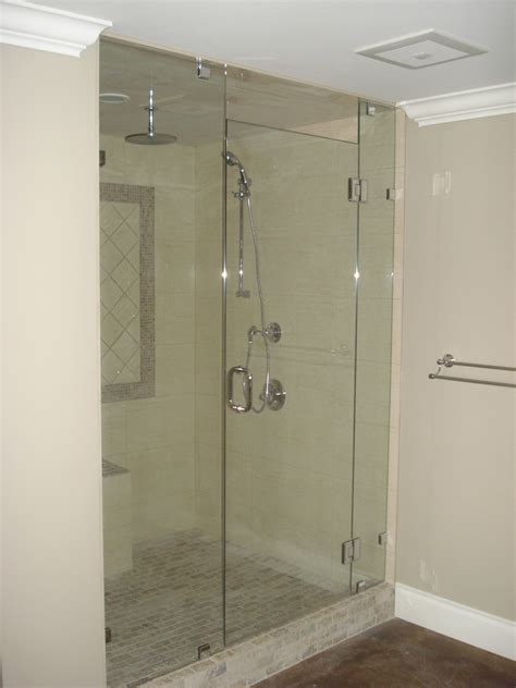 Custom Shower Glass Doors Frameless 212 Kristy Glass Frameless Custom Shower Doors