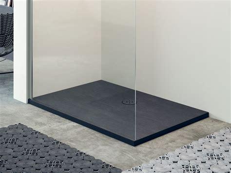 doccia glass razor piatto doccia rettangolare collezione showering by