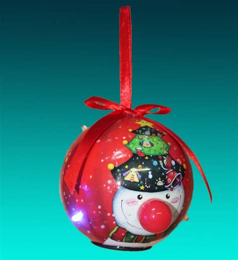 led christmas decoration ball tree ornaments buy