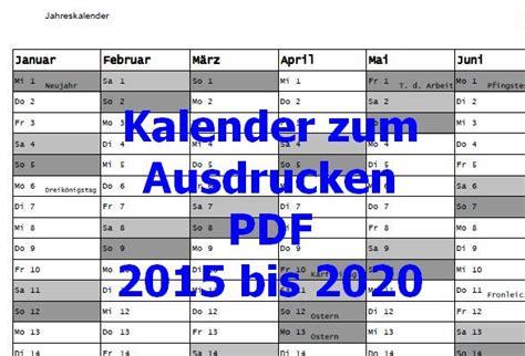 Schulkalender Ausdrucken Kalender Zum Ausdrucken Freeware De