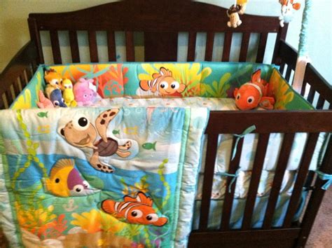 finding nemo baby bedding finding nemo crib bedding set idea 14 appealing finding