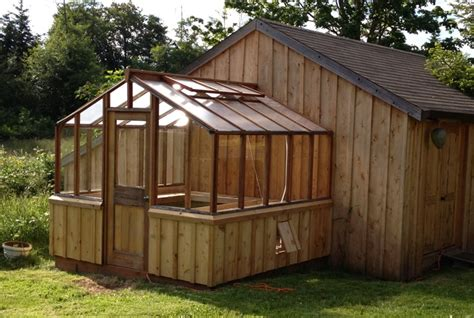 Shed With Greenhouse Attached by Deluxe Greenhouse Gallery Sturdi Built Greenhouses