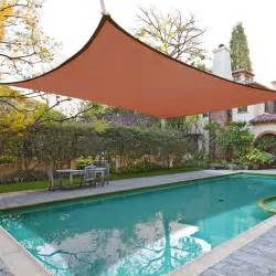Canopy Outdoor Shade by 18 Square Sun Shade Sail Patio Sun Shades Canopy Outdoor