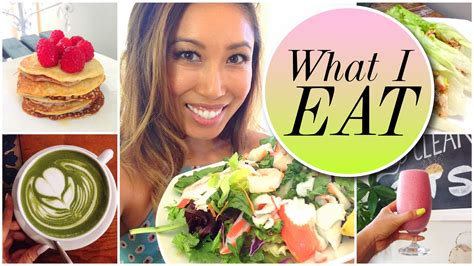 what i eat in a day healthy slimming recipe ideas youtube