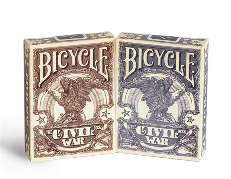 War Deck by Bicycle 174 Civil War Cards Bicycle Cards