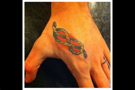 sailor jerry cross tattoo knot tattoos and designs page 54