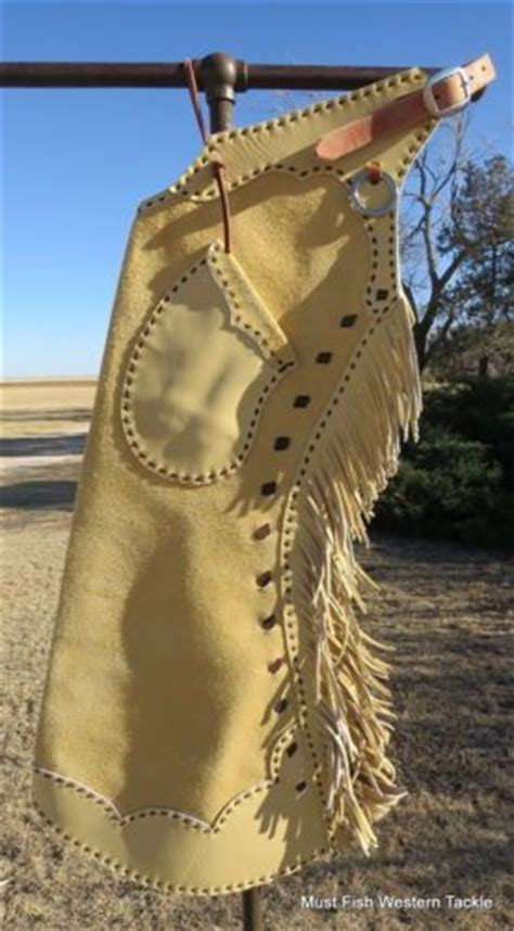 Handmade Cowboy Chaps - new handmade clint gregory bell step in buckstitched