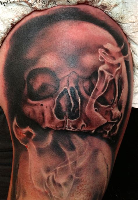 smoking tattoos marcin ptak work inkdependenttattoos page 5