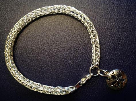 viking knit jewelry jewelry viking knit charm bracelet viking knitting