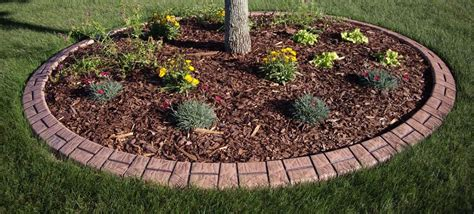 fort wayne decorative curbing concrete curbing  landscape borders  indiana