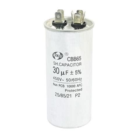 starter con capacitor capacitor 30uf 450v ac cbb65 for moto end 7 9 2016 5 15 pm
