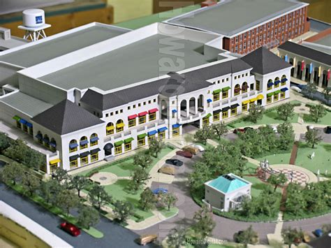 New York Home Design Stores The Shops At Atlas Park Howard Architectural Models New