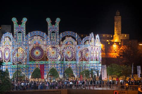 festival of light 2017 light festival in jerusalem jerusalem 2016
