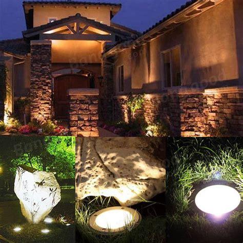 landscape lighting questions 1w led waterproof outdoor in ground garden path flood landscape light sale banggood