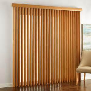Wooden Vertical Blinds Premium Faux Wood Vertical Blinds Selectblinds