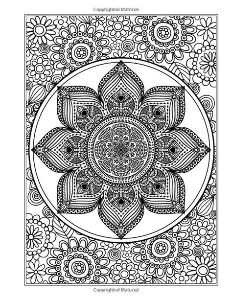 mandala coloring book volume 1 1000 images about basic mandala on coloring