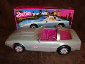 barbie corvette silver my barbies rode in style even in the 80s childhood