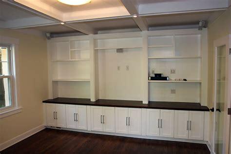 basement built in shelves modern custom built ins shelves and staircase xcelrenovation