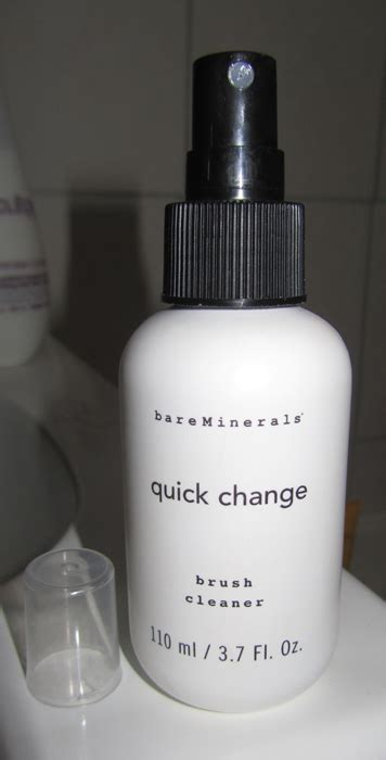 Bare Escentuals Change Brush Cleaner by Recension Bareminerals Change Brush Cleaner K 228 The