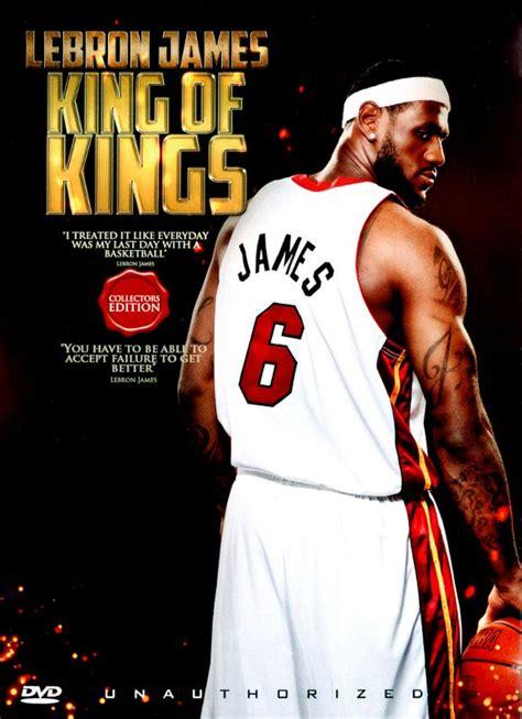 king james hair dvd lebron james king of kings unauthorized dvd 2014