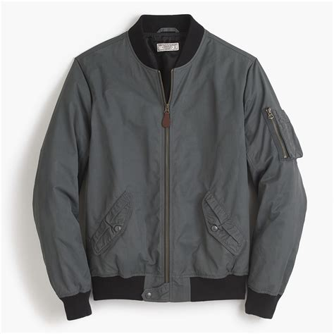 Bomber Jaket s wallace barnes ma 1 bomber jacket s jackets j crew