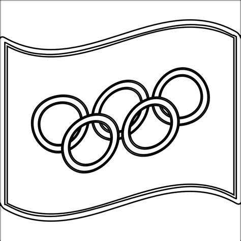 olympic rings coloring page winter olympics flags coloring pages free coloring home