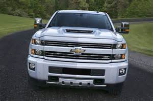 2017 silverado hd gets new diesel engine new colors and
