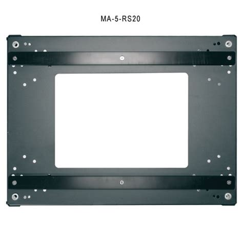 Middle Atlantic Slim 5 Rack by Middle Atlantic Products Slim 5 Series Rack Enclosure