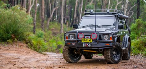 nissan patrol 1990 modified arb 4 215 4 accessories nissan patrol gq y60 1989 1998