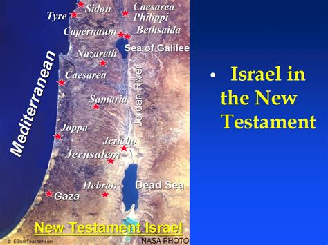 map of new testament jerusalem new testament maps ebibleteacher